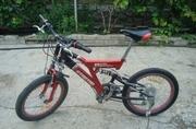 Продаю лодростковый горный велосипед