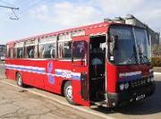 Автобус Ikarus-256 в хорошем состоянии
